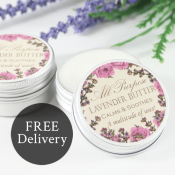 Lavender Shea Butter Pretty Little Treats Co All Purpose Balm