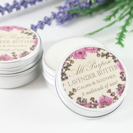 All Purpose Lavender Sleep Butter Balm