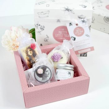 pretty little exquisite choices gift set vintage style gift