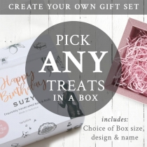 Create Your Own Personalised Gift Set