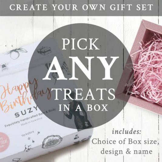 Personalised Gift Set Create Your Own