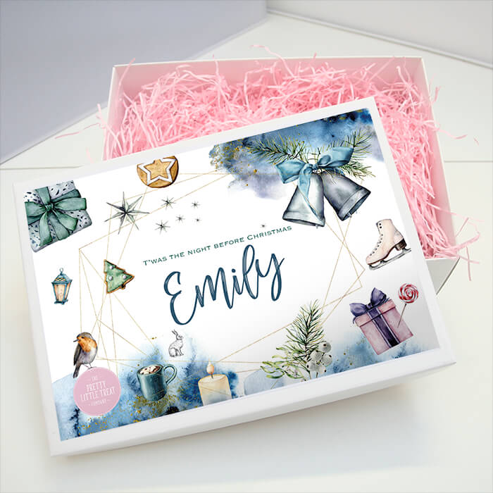 Personalised Christmas Box for Her