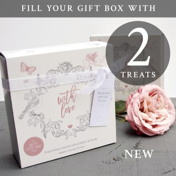 create your own wedding gift set 2 treats