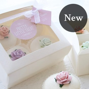 Pretty Little 4 Bath Bombs Gift Set