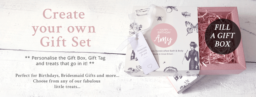 Pretty Little Treats_Create Your Own Personalised gift set for her