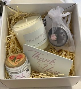 Pretty Little Treats and La Boda Bridal Gift Set