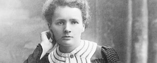 Blog post Marie Curie
