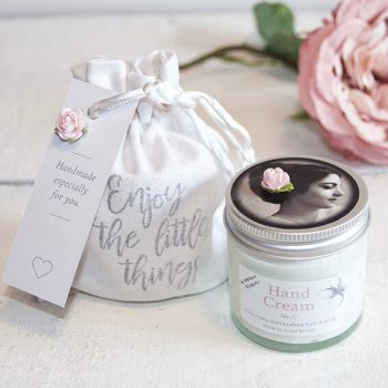Luxury Hand Cream Gift Enjoy the Little Things