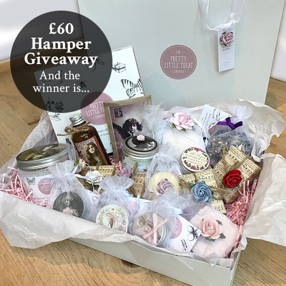 Pretty Little Treats Hamper of Goodies Giveaway