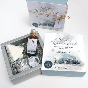 Pretty Little Treats Christmas Gift for her pamper gift