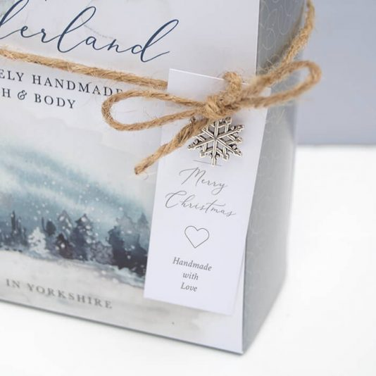 Pretty Little Treat Co Winter Wonderland Gift Set for her Limited Edition