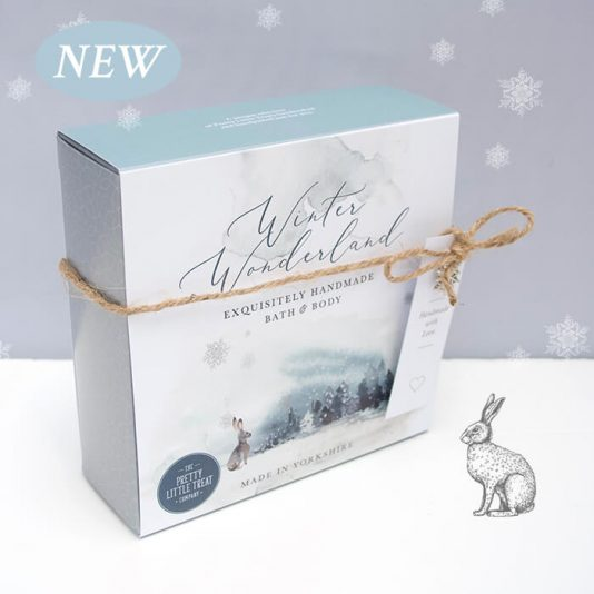 Pretty Little Winter Wonderland Gift Set limited Edition