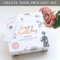 Happy Birthday Personalised Gift Set