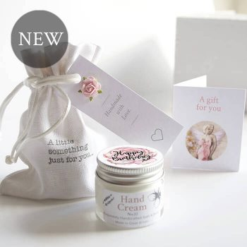 Happy Birthday Hand Cream Cute Gift for her