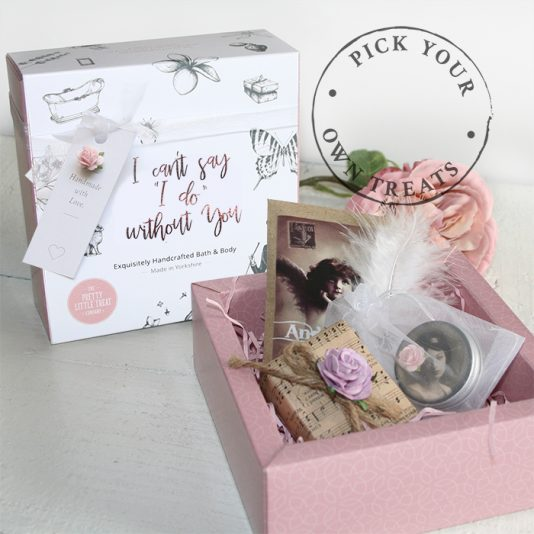 I cant say i do without you Bridesmaid Gift Pretty Little Treat Co