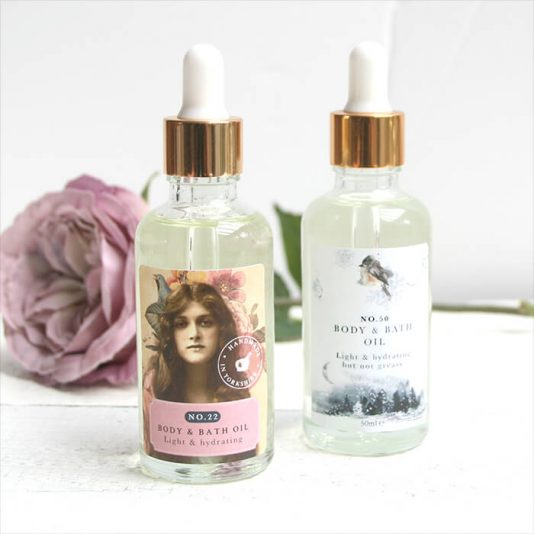 Light and Hydrating Body & Bath Oil (50ml)