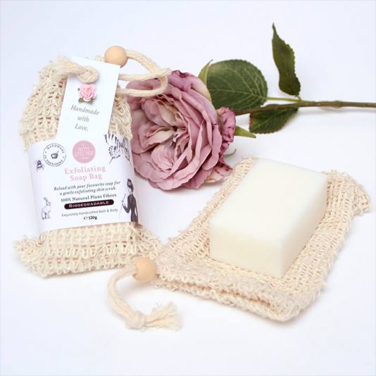 Soap in a Bag Gift for her / Gift under £10 / Pretty Little Treats