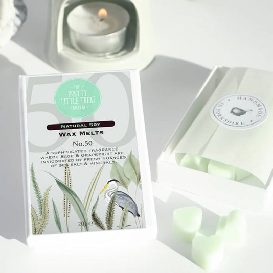 Soy Wax Melts_No50_Pretty Litte treats Co