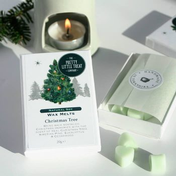 Soy Wax Melts_Real Christmas Tree_Pretty Litte treats Co