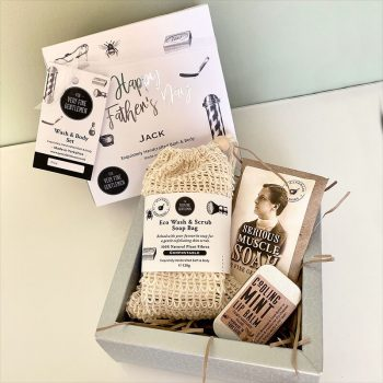 Personalised Fathers Day Gift Set NEW 2021 pretty little treat co