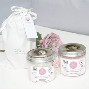 Body Wash and Polish Gift for her Pretty Little Treat Co